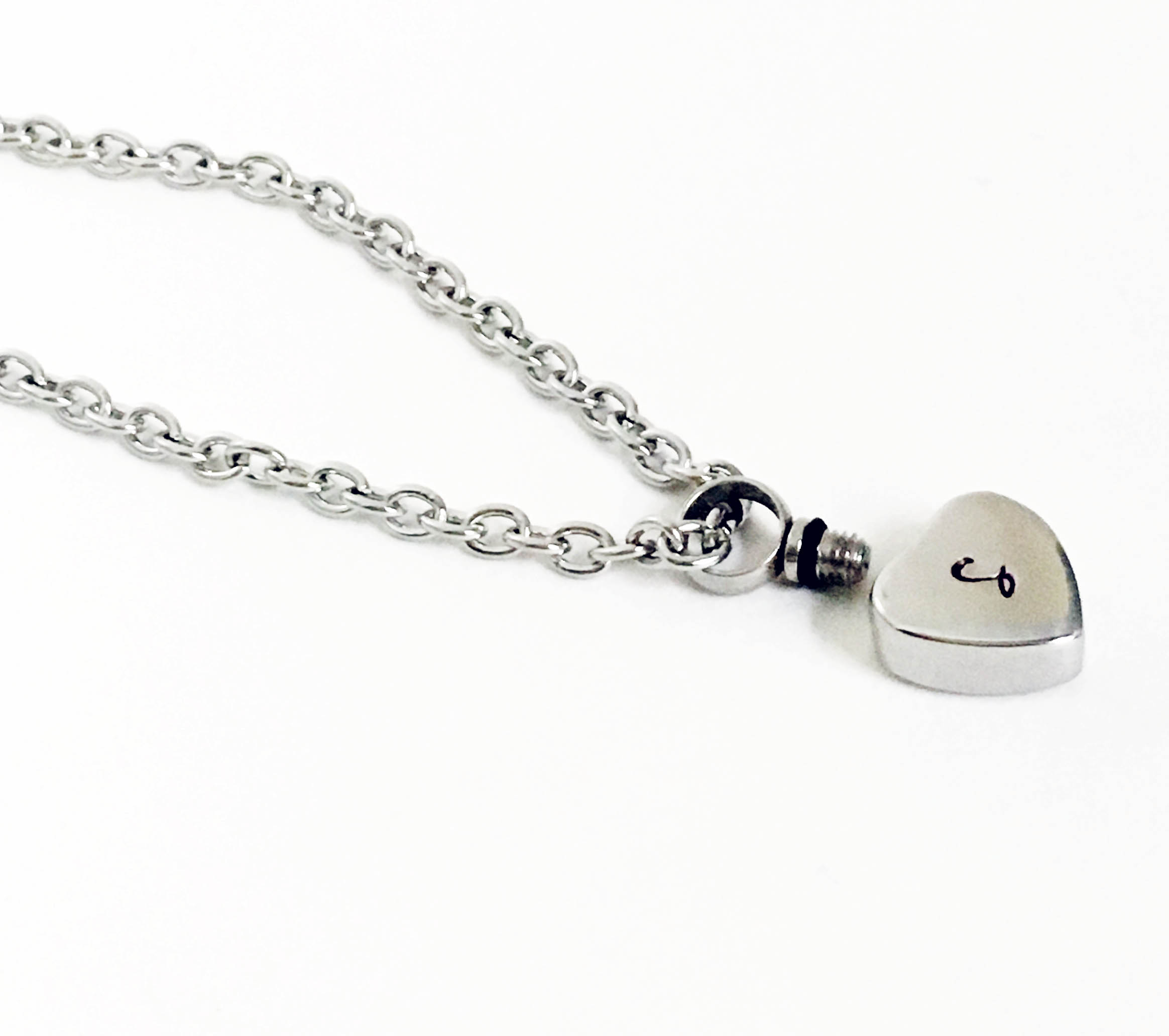 Personalized Cremation Memorial Jewelry