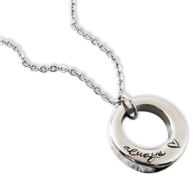 Memorial Jewelry for Loss of Grandmother
