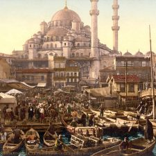 chance encounter in constantinople