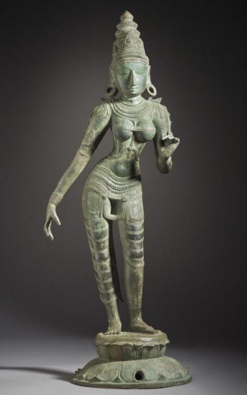 Déesse Hindoue Shri Devi