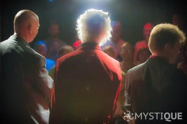 Vy från Backstage