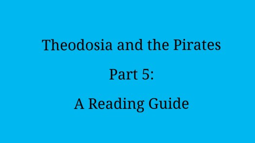 Book Review: Theodosia And the Pirates