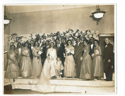 Mary Grace Wedding