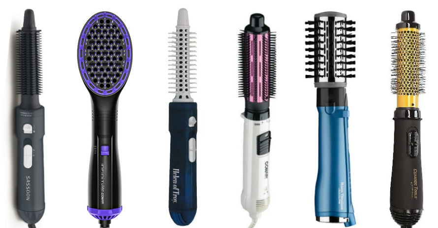 Top 5 Best Hot Air Brushes For Any Hair Type Monicas Blog