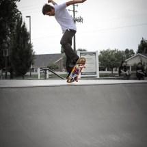 Skateboarding Park-2
