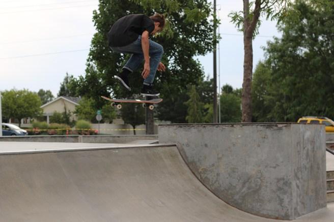 Skateboarding Park-5