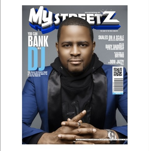DJ XCLUSIVE COVERS MYSTREETZ MAGAZINE