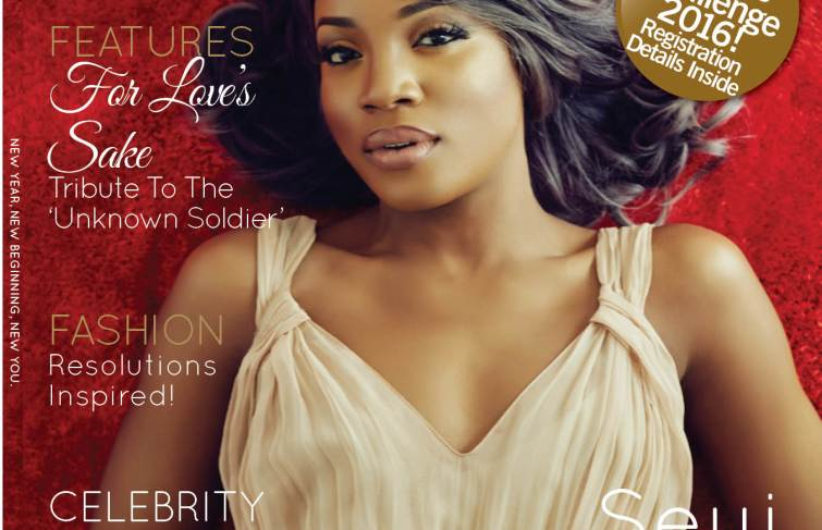 Seyi Shay covers TW Magazine