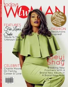 Seyi Shay TW Magazine