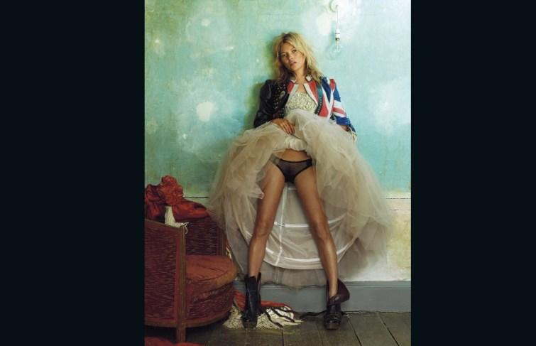 Vogue 100 features rare celebrity portraits