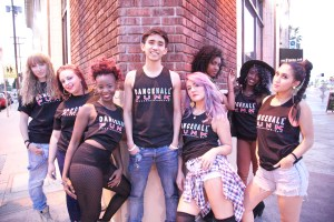 katerina&Dancehall Funk/Mystreetz magazine