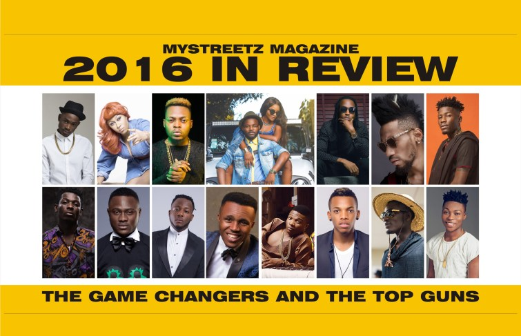 THE GAME CHANGERS AND THE TOP GUNS IN 2016