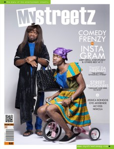 Mystreetz Magazine / Comedy Frenzy on Instagram