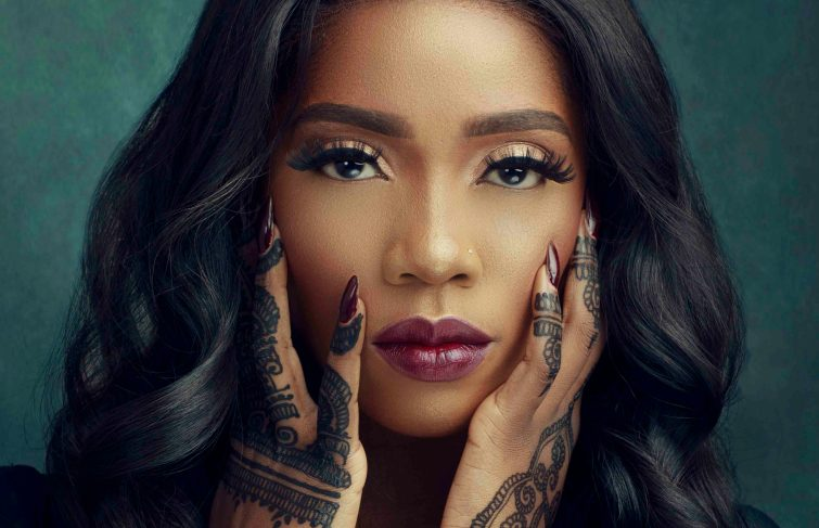 TIWA SAVAGE COULD DO NO WRONG
