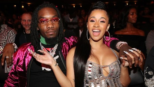 Cardi B Married Offset Back In September 2017