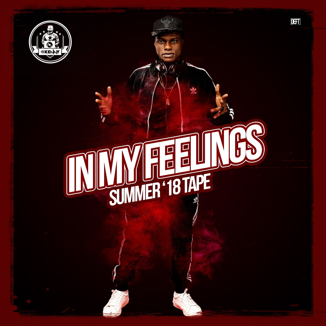 DJ Kenny releases his 2018 Summer Mix Tape titled 'In My