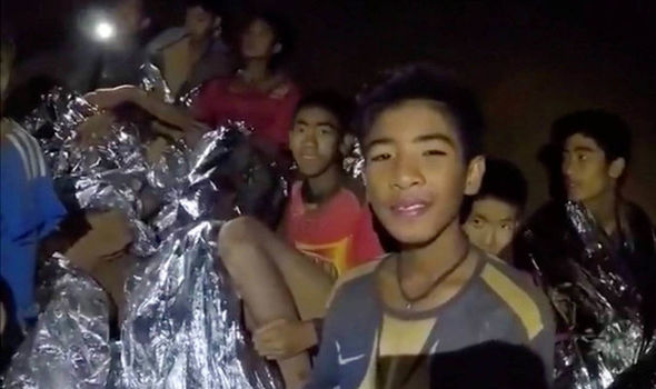 All 12 boys and soccer coach rescued from Thai cave