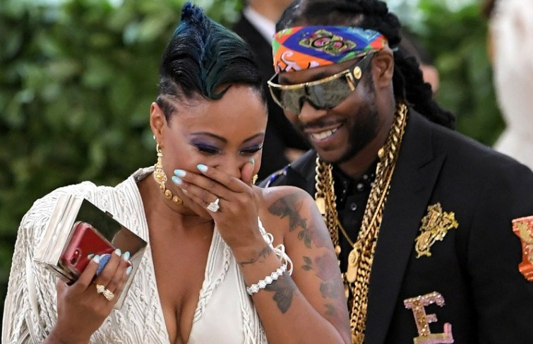 2 Chainz Marries Longtime Partner Kesha Ward