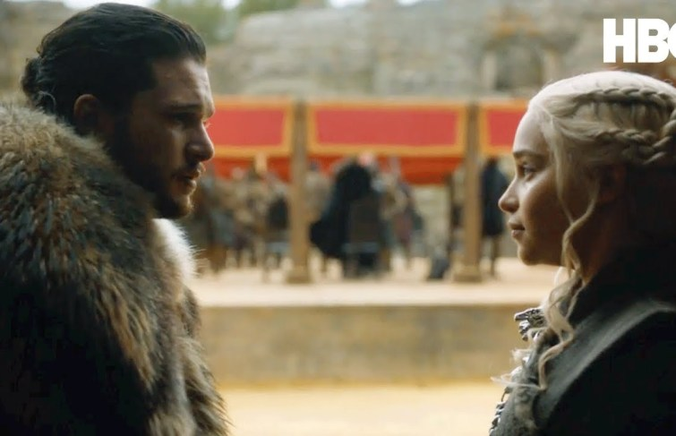 HBO releases teaser for 'Game of Thrones' Season 8