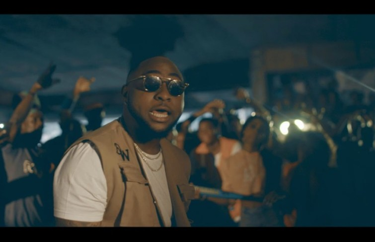 Idowest Releases 'Ji Masun' video featuring Davido