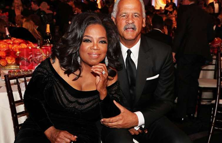 Oprah's Wonderful Date Nights With Stedman