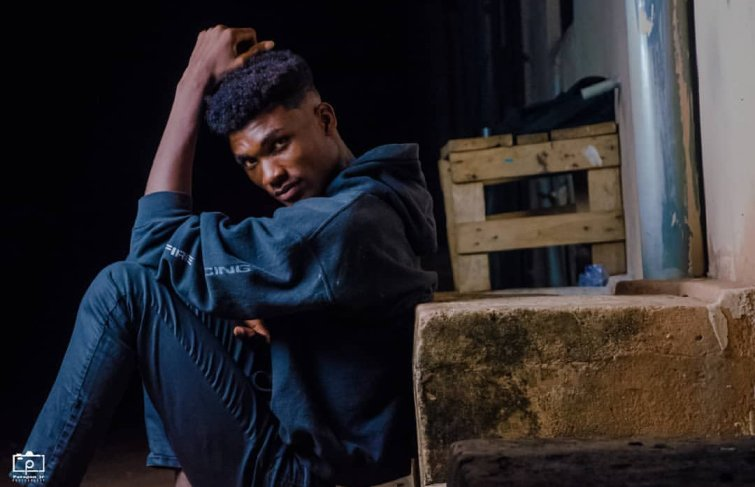 AIKHENOMIA DAVID EHIMARE IS ON THE WAY UP IN HIS MODELING CAREER