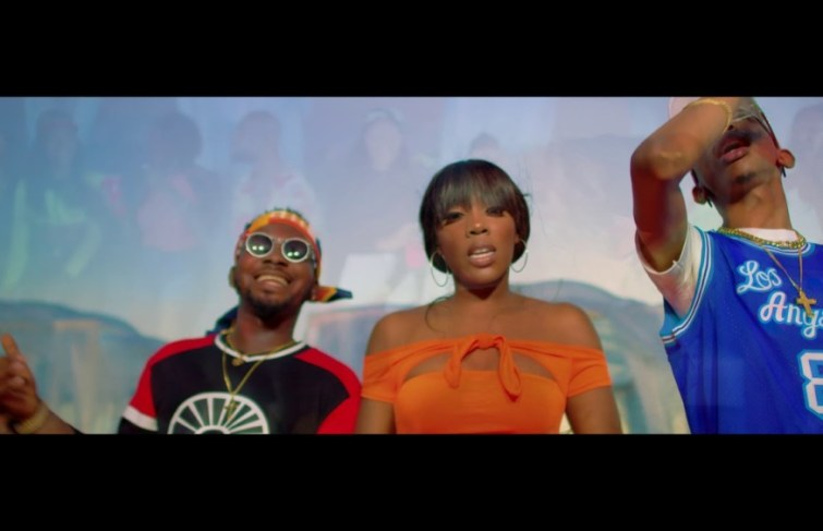 "DJ Consequence Releases video ""Do Like This' featuring Tiwa Savage and Mystro"