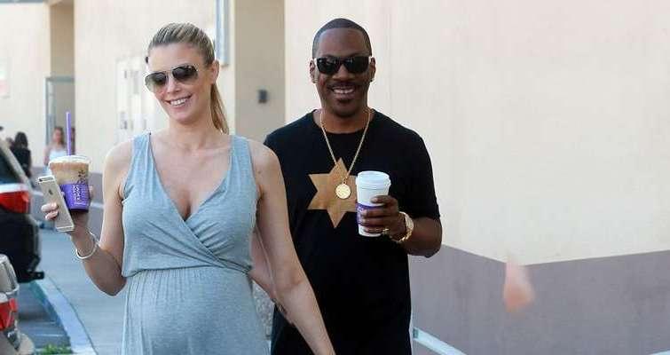 Eddie Murphy Will Soon Father his 10th Child