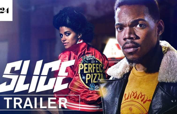 Chance the Rapper Star in New Film 'Slice'