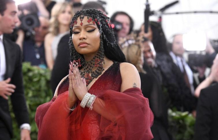 Nicki Minaj is Considering Delaying 'Queen' Album Over Tracy Chapman Sample