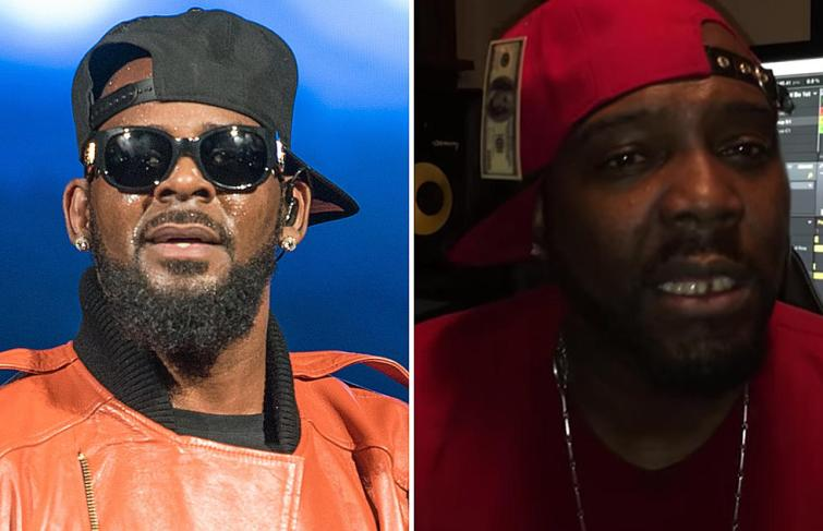 R. Kelly's Brother Disses on his Diss Track 'I Confess. Accuses Him Of Dating Men And Spreading STDs