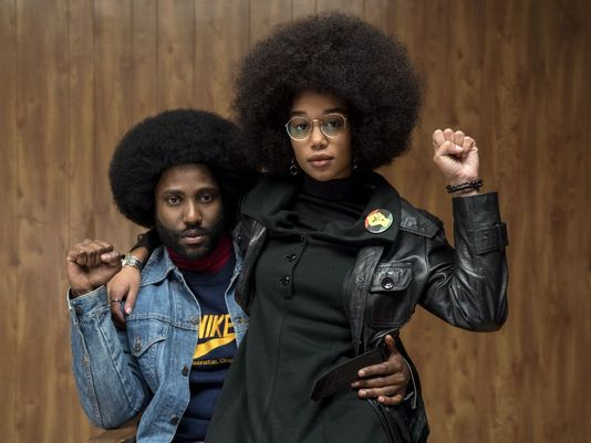 """Spike Lee Releases Video for Prince's """"Mary Don't You Weep"""". The soundtrack for BlacKkklansman."""