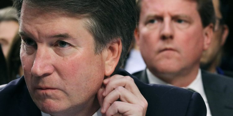 Donald Trump's Supreme Court Nominee Brett Kavanaugh's Sexual Assault Accuser Goes Public