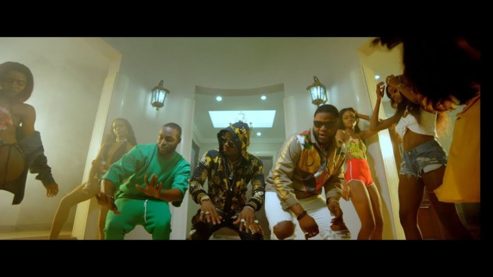 DJ Neptune Releases 'Do Like I Do' Video Featuring Skales And Harmonize