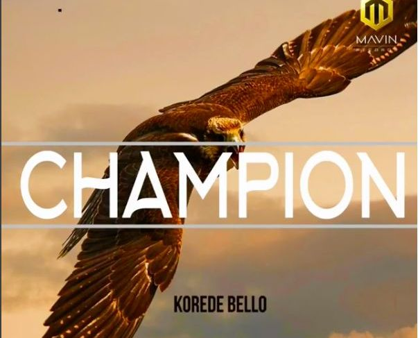 Korede Bello Drops A fantastic Ballad Of A Song Titled 'Champion'