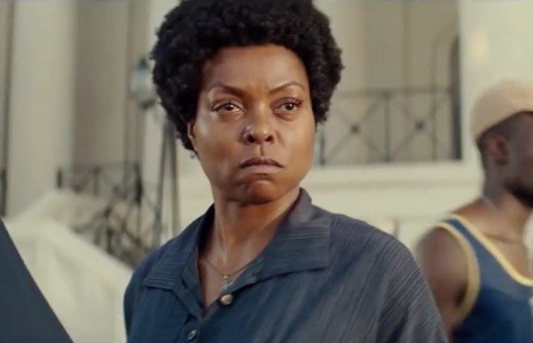 Taraji P. Henson Stars In A True-Life Race Drama 'The Best Of Enemies'