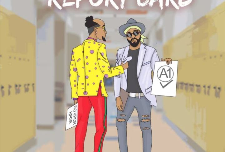 Harrysong Drops New Single 'Report Card'