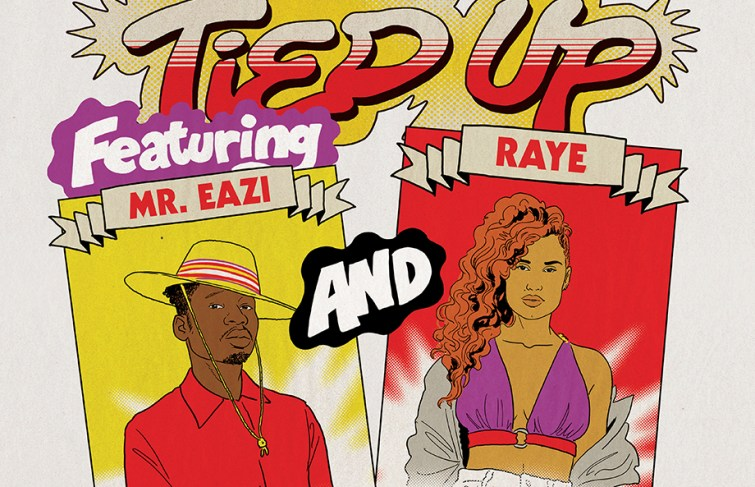 Major Lazer Releases Video 'Tied Up' featurin Mr Eazi, Raye & Jake Gosling