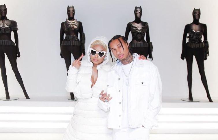 """Tyga And Nicki Minaj Bond In """"Dip (Remix)"""" Music Video"""