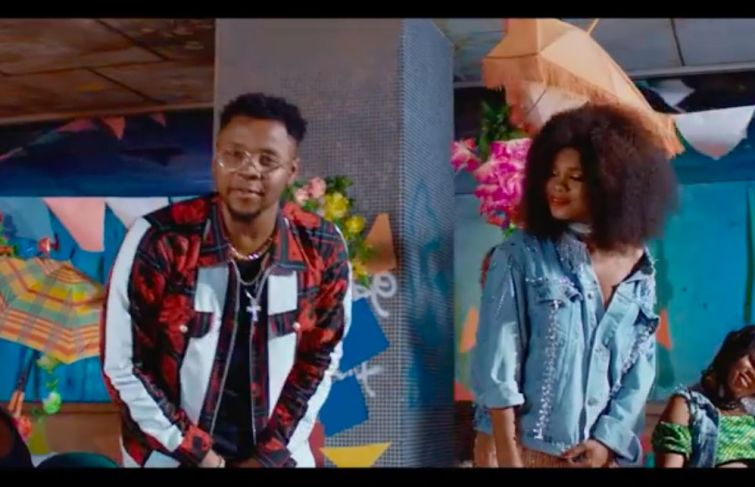 Becca Releases Visual For The Song 'Gina' Featuring Kizz Daniel