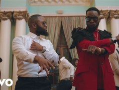 D'Banj Drops New Music Video Something For Something Featuring Cassper Nyovest