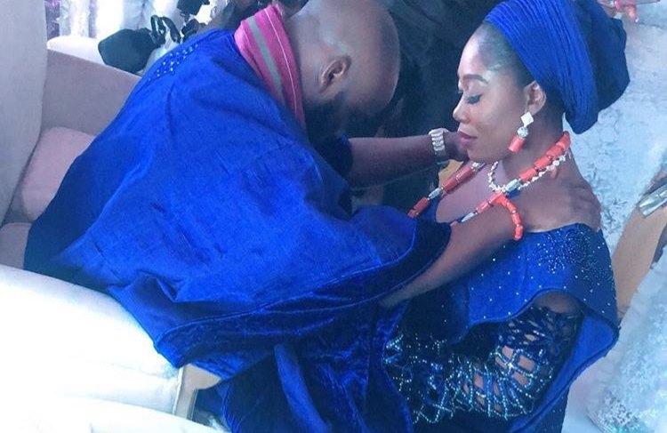 Gbemi Olateru-Olagbegi & Femi Ajayi's Traditional Engagement – Congrats