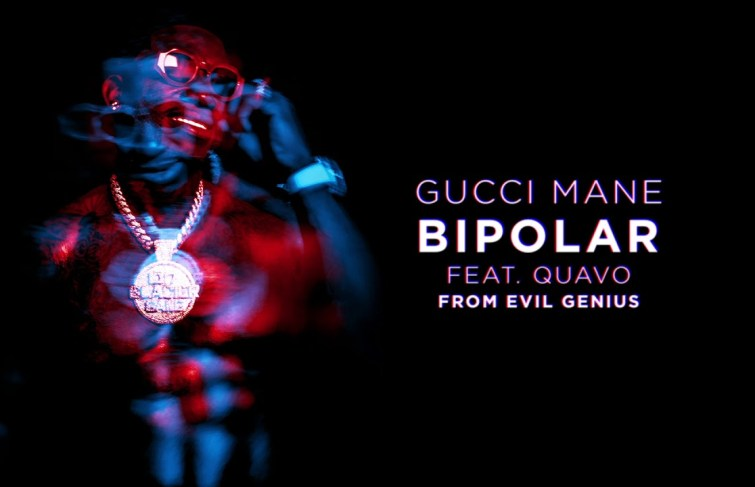 "Gucci Mane Teams Up With Quavo on ""BiPolar"""
