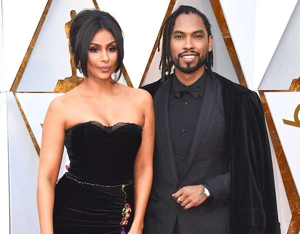 Miguel And Nazanin Mandi Obtain Their Marriage License
