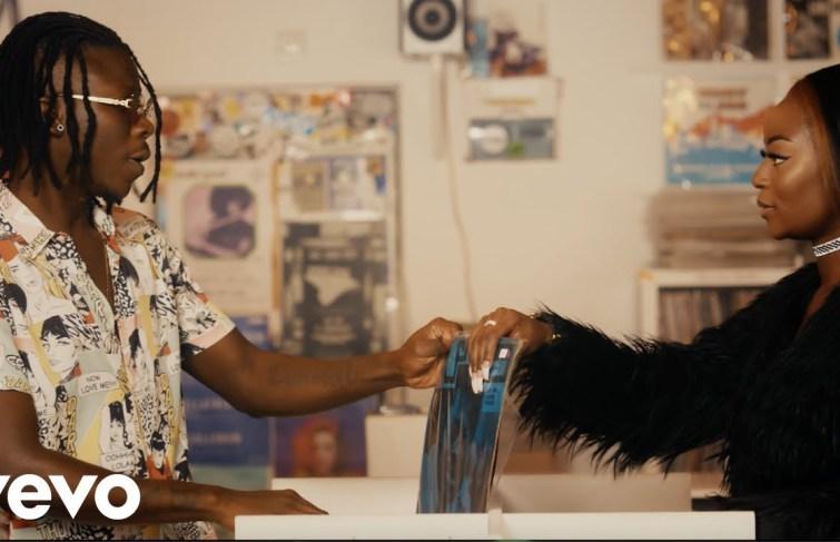 Stonebwoy Drops Video 'Wame' Featuring Cassper Nyovest