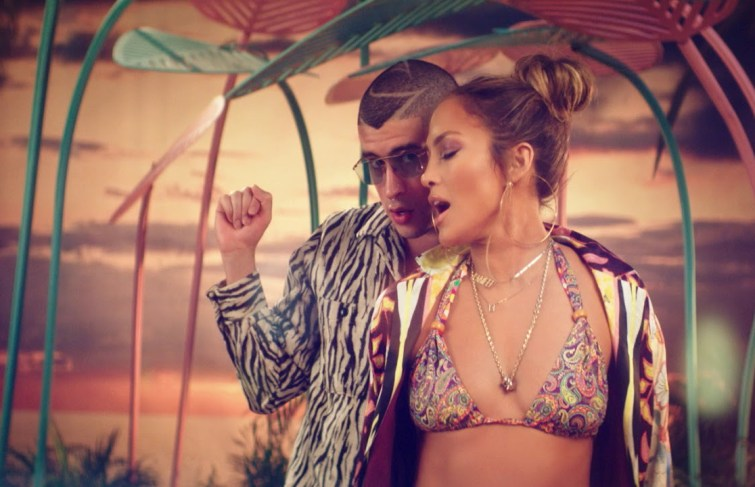 "Jennifer Lopez With Bad Bunny In ""Te Guste"" Will Make You Want To Learn Spanish"