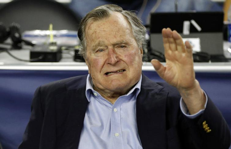 George H.W. Bush, Dead at 94