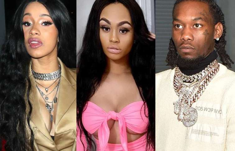 Offset's Mistress Put Out Apology To Cardi B