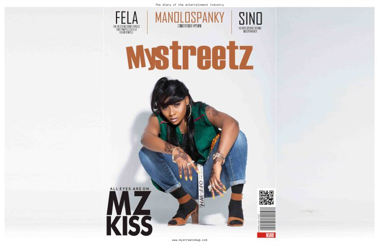 All Eyes Are On MZ KISS