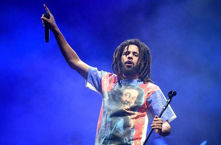 "J. Cole Drops New Song ""Middle Child"""